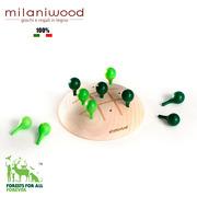 Milaniwood, green trees