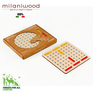 Milaniwood, t-boats challange