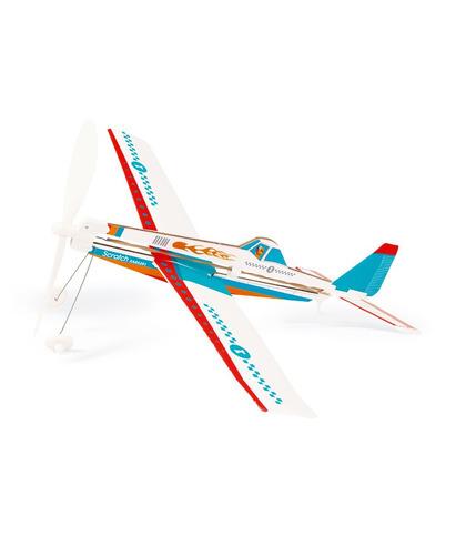 Scratch, Samolot niebieski