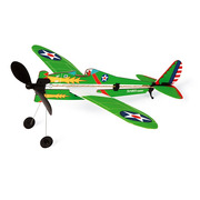 Scratch, Samolot zielony