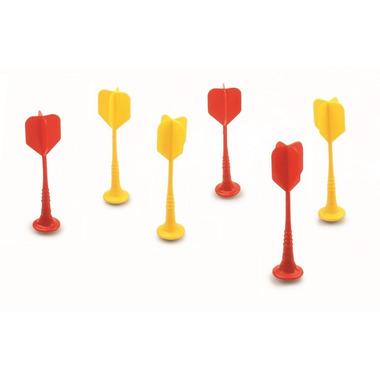 Scratch, Lotki do Rzutek Magnetycznych Czerwono-Żółte