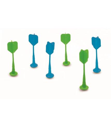 Scratch, Lotki do Rzutek Magnetycznych Niebiesko-Zielone