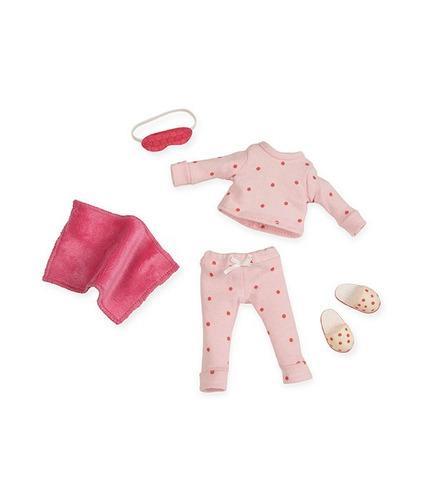 Lori, Stylizacja z pidżamą w grochy