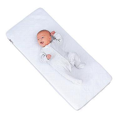 Little Chick London, Oddychający materac antyalergiczny do łóżeczek dostawnych