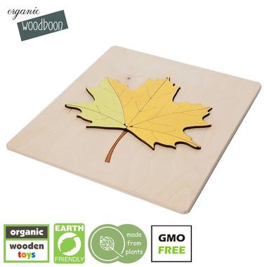 Organic Woodboon, MAPLE LEAF układanka