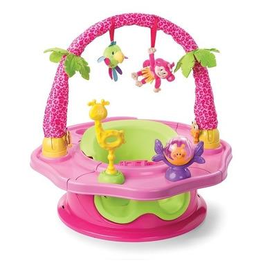 Summer, Siedzisko SuperSeat ® Deluxe Island Giggles Pink