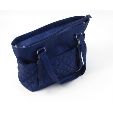 Summer, Torba Do Wózka Quilted Tote Blue