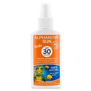 Alphanova Sun, KIDS, Bio Spray Przeciwsłoneczny, filtr 30