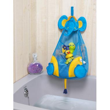 Torba na zabawki kąpielowe słoń