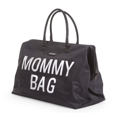 CHILDHOME, TORBA PODRÓŻNA MOMMY BAG CZARNA