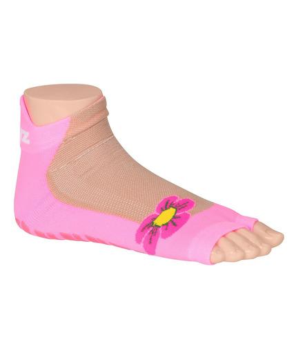 Sweakers, Skarpetki antypoślizgowe Pink Pump, rozmiar 43-46