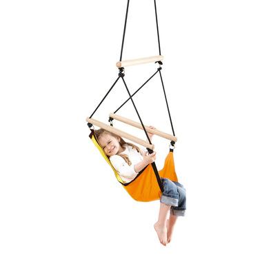 AMAZONAS, Huśtawka dziecięca KID S SWINGER żółta