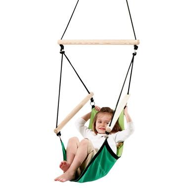 AMAZONAS, Huśtawka dziecięca KID S SWINGER zielona