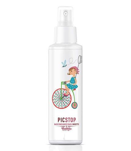 Bubble&CO, Organiczna Emulsja Odstraszająca Owady dla Dziewczynki