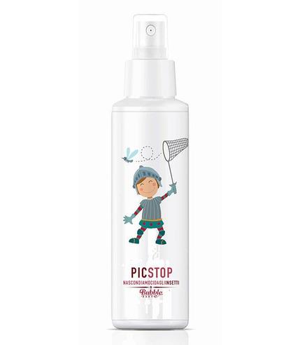 Bubble&CO, Organiczna Emulsja Odstraszająca Owady dla Chłopca 100 ml