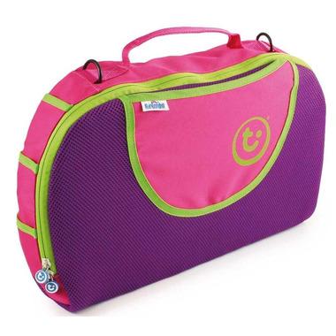 Trunki, torba podróżna Tote Bag Różowa