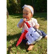 Baby Senses, Kostka sensoryczna Bibi