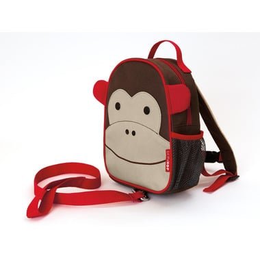 Skip Hop, plecaczek Zoo Baby - Małpka