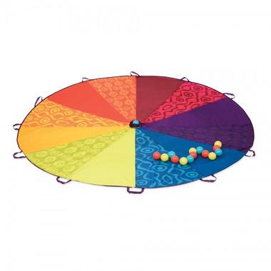 B Toys, Spadochron animacyjny 15 kolorów