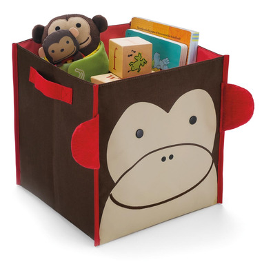 Skip Hop, pudełko na zabawki Zoo Małpa