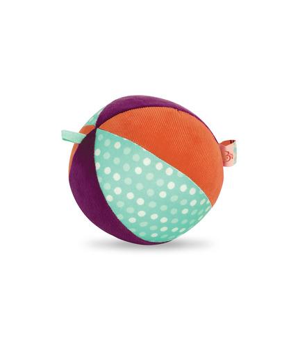 B Toys, Pluszowa piłka sensoryczna z dzwoneczkiem