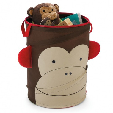 Skip Hop, kosz na zabawki Zoo Małpka