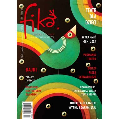 Fika - Magazyn dla rodziców i dzieci kwiecień-maj-czerwiec 2012