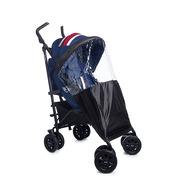 Easywalker, Wózek spacerowy z osłonką przeciwdeszczową XL Midnight Jack