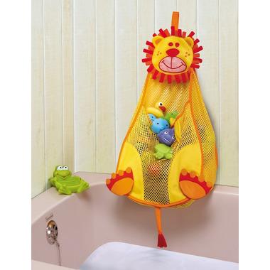 Torba na zabawki kąpielowe Lew