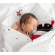 LULLALOVE, Rożek niemowlęcy MRB