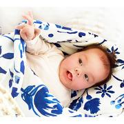 LULLALOVE, Rożek niemowlęcy Kraina Mlekiem i Miłością płnyąca