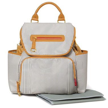 Skip Hop, Plecak Grand Central French Stripe
