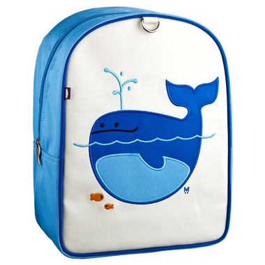 Beatrix, plecak Wieloryb