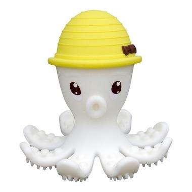 Mombella, Gryzak Zabawka Ośmiornica żółty