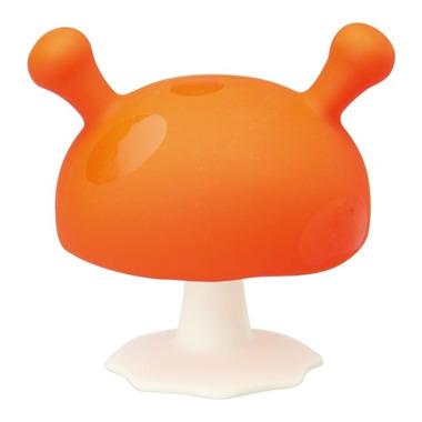 Mombella, Gryzak Uspokajający Mushroom pomarańczowy