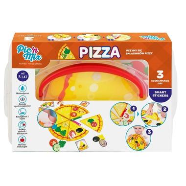 Pic'n Mix, Gra Edukacyjna Pizza