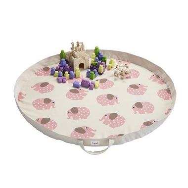 3 Sprouts, Mata na Zabawki Słoń Różowy