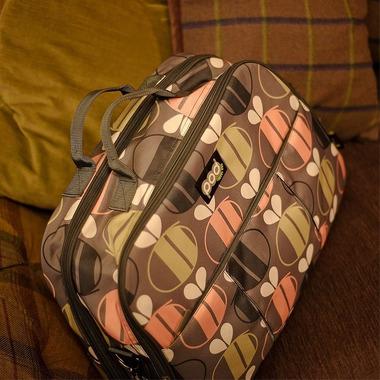 Bizzi Growin, Pod Bee - wielofunkcyjna torba łóżeczko turystyczne dla Niemowląt