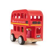 Indigo Jamm, Drewniany autobus Berniego