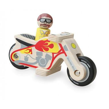 Indigo Jamm, Drewniany motor Mickiego