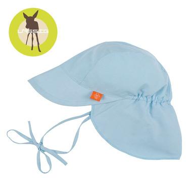 Lassig, Czapka z daszkiem, UV 50+ Niebieska, 18-36 mcy