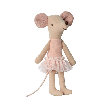 Maileg, myszka balerina - starsza siostra