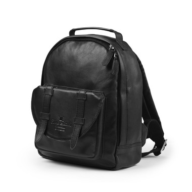 Elodie Details, Plecak BackPack MINI - Black Leather