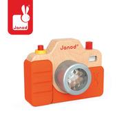 Janod, Drewniany aparat fotograficzny z dźwiękami