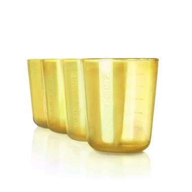 BABYCUP, Pierwszy kubeczek Niemowlęcia od 4 m-ca Żółte