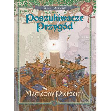 Nasza Księgarnia, Poszukiwacze przygód magiczny pierścień
