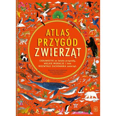 Nasza Księgarnia, Atlas przygód zwierząt