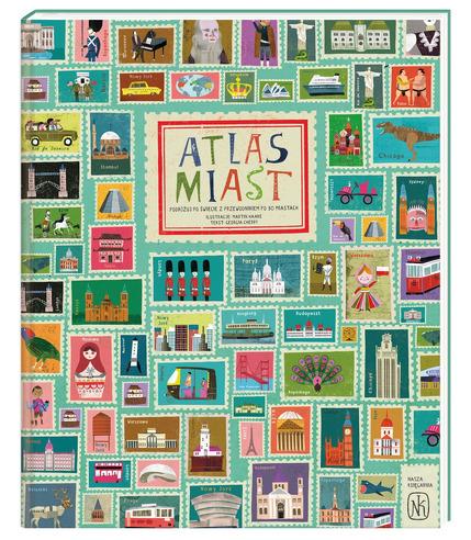Nasza Księgarnia, Atlas miast