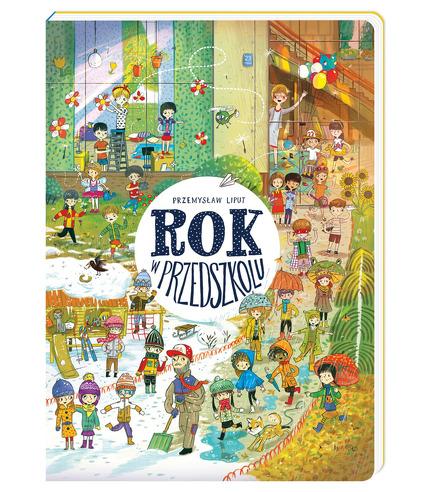 Nasza Księgarnia, Rok w przedszkolu