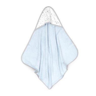 ColorStories, Ręcznik bambusowy z kapturem 70×70 cm Niebieski MilkyWay S